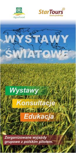 WYSTAWY ŚWIATOWE - startours.com.pl