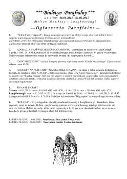 polska parafia najświętszego serca pana jezusa