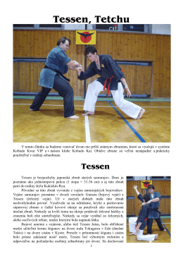 Tessen, Tetchu