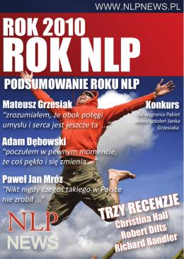 rok NLP - NLP News