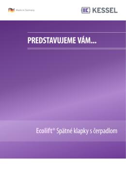 Ecolift - kessel.sk