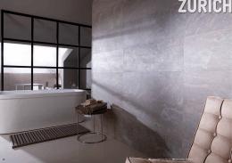 REV: Zurich Grey 33,3x100 cm