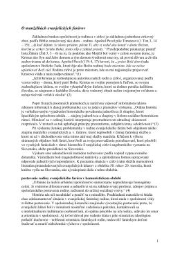 Zo života manželiek farárov.pdf - Spoločenstvo evanjelických žien