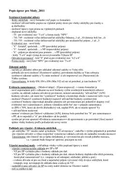 Popis úprav pre Mzdy_2011