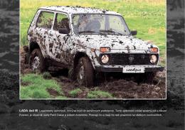 LADA 4x4 M Legendárny automobil, ktorý sa hodí do extrémnych