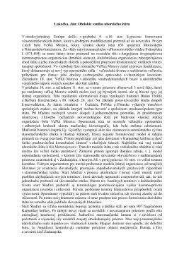 Lukačka, Ján: Obdobie vzniku uhorského štátu V stredovýchodnej