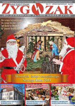 zygzak - 11-12/2013(173) - Serwis miesięcznika Zygzak