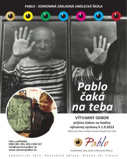 Trnavsko Pablo 1/1 - Súkromná základná umelecká škola Trnava