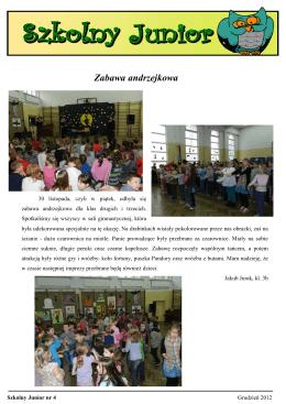 Junior 4 - szkoła podstawowa nr 4