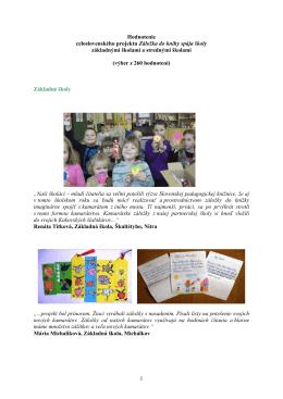 Zalozka hodnotenie 2012 - Slovenská pedagogická knižnica