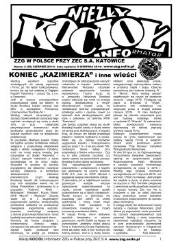 Sierpień 2014 - siekaniec.pl