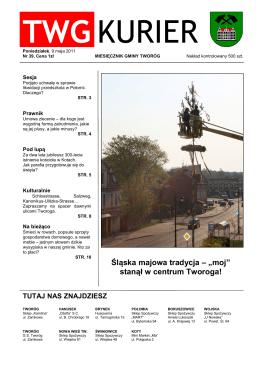 Nr 39 (9 maja 2011)