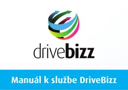 PDF Manuál Drivebizz