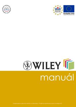 Manuál - nispez - Centrum vedecko