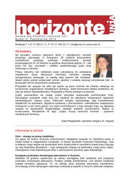 Horizonte 5/2014
