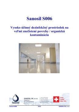 Sanosil S006