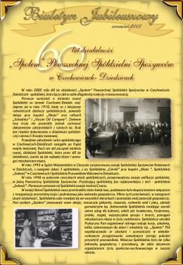 """folder układ pod PDF.cdr - """"Społem"""" Powszechna Spółdzielnia"""