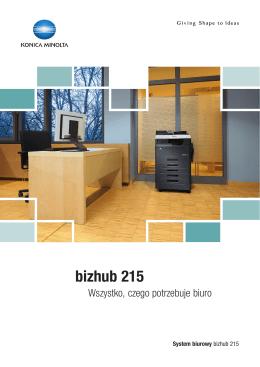bizhub 215