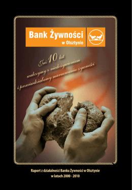 RAPORT - Bank Żywności w Olsztynie