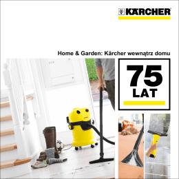 Home & Garden: Kärcher wewnątrz domu