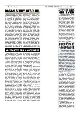 VN2014-43 - Vranovské noviny
