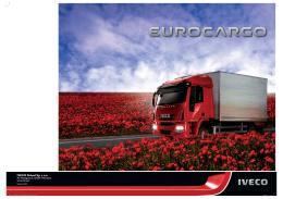 Eurocargo - Iveco Gibas