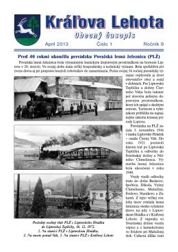 KL 13 č.1.pdf - Kráľova Lehota
