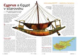 Cyprus a Egypt v staroveku