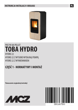 TOBA HYDRO