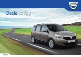 Dacia Lodgy - DYSZKIEWICZ