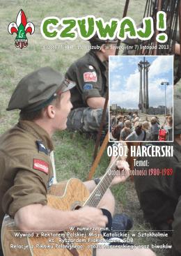 """""""Czuwaj"""" nr 7/2013, (PDF) - NHHP """"LS"""
