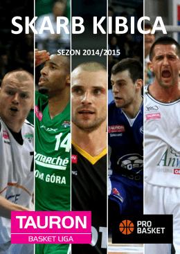 Tutaj - Tauron Basket Liga