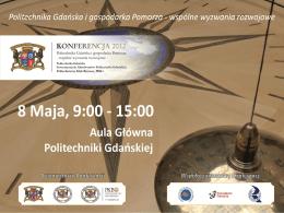Program konferencji - Centrum Transferu Wiedzy i Technologii