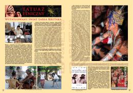 Tatuaz 13 - Lars Krutak