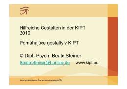 © Dipl.-Psych. Beate Steiner