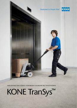 KONE TranSys™