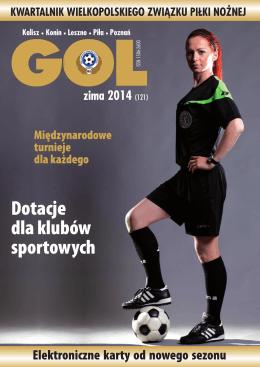 gol 04 2014 - Wielkopolski Związek Piłki Nożnej