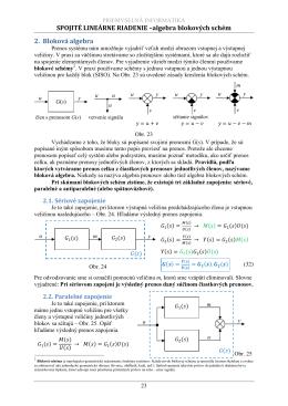 8_Bloková algebra