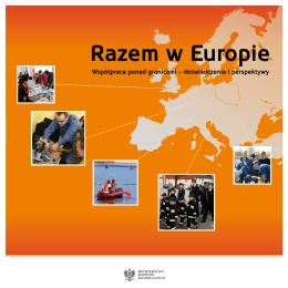 Razem w Europie - Europejska Współpraca Terytorialna