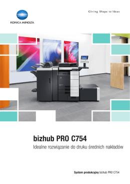 bizhub PRO C754, PDF