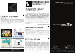 Wersja do pobrania - Społeczne Gimnazjum nr 8 STO w Białymstoku
