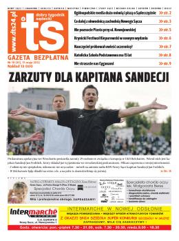 Dobry Tygodnik Sądecki 17.05.2012