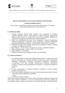Lubelska akademia biznesu - Instytut Rozwoju Zasobów Ludzkich