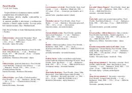 Na stiahnutie /227kB - Malokarpatská knižnica v Pezinku