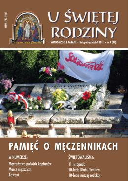 Pobierz plik - Parafia Świętej Rodziny we Wrocławiu