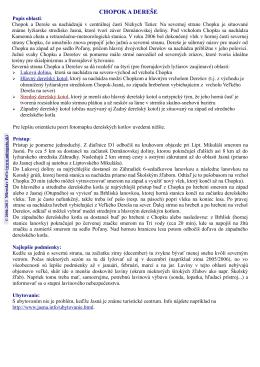 ChopokDerese_v1.8.pdf Popis oblasti