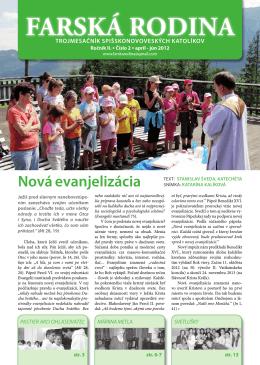 FR 2012/02 - Farnosť Spišská Nová Ves