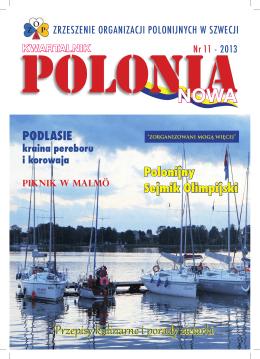 NOWA - ZOP – Zrzeszenie Organizacji Polonijnych w Szwecji