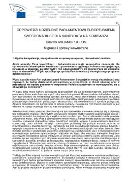 Wersja PDF - European Elections 2014