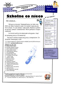 Numer 9. - szkp19.8p.pl